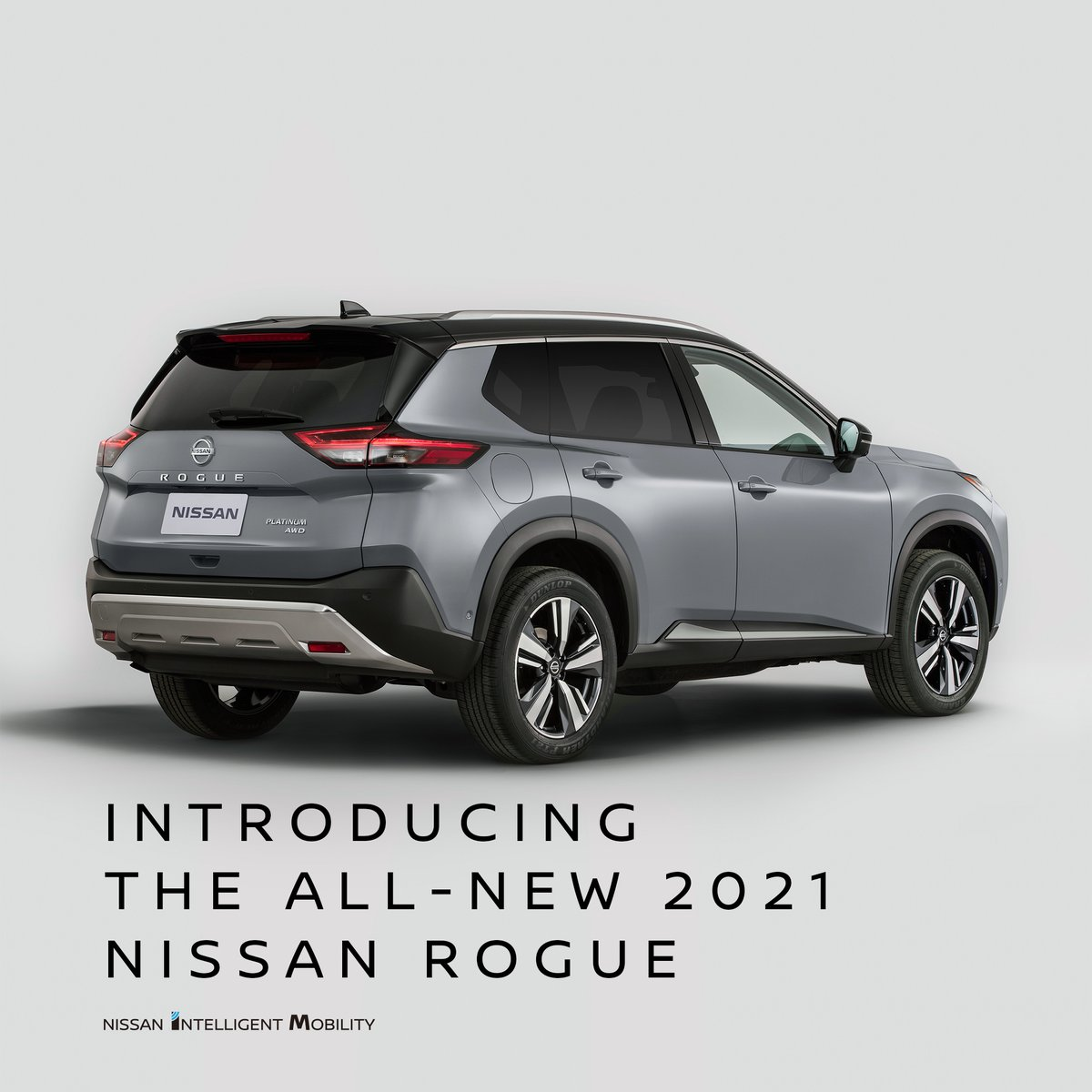 Dressed to thrill. Feast your eyes on the all-new Rogue. #NissanRogue2021