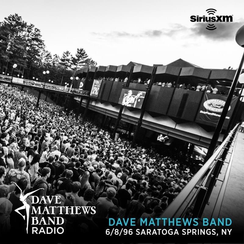 TONIGHT at 8PM ET! Tune in to @SIRIUSXM @davematthewsbnd Radio and listen to the The Friday Night Concert Series with DMB live in Saratoga Springs, NY on 6/8/96.  Encores: Jan 16 at 9am and 3pm ET Jan 17 at 11am and 5pm ET Jan 18 at 1am and 12pm ET Jan 19 at 4pm ET