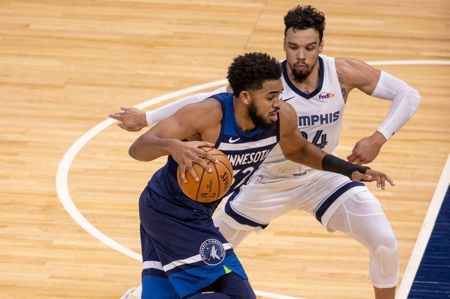 Minnesota Timberwolves vs Memphis Grizzlies NBA Picks, Odds, Predictions 1/15/21 https://t.co/aDBmaU7LW6 #NBA #NBAPick #FreePick #FreePicks #SportsBetting #ExpertPick #NBATwitter  #ExpertBettingAdvice #BettingTipster #Handicapper #SportsGambling #espn #timberwolves #grindcity https://t.co/IVRXhCK1P3