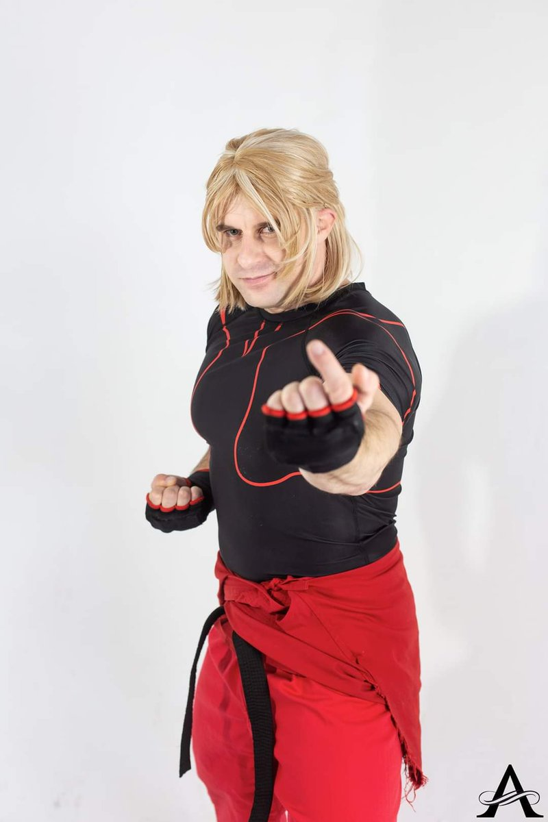 """Attack me if you dare, I will crush you""  Ph @alucard_photography  #cosplayers #photooftheday #me #fitness #comiccon #photo #makeup #hair #fitfam #model #motivation #photography #hot #fit #bodybuilding #capcom #streetfighter #streetfighterv #Kenmasters #KingoftheNorthCosplays"