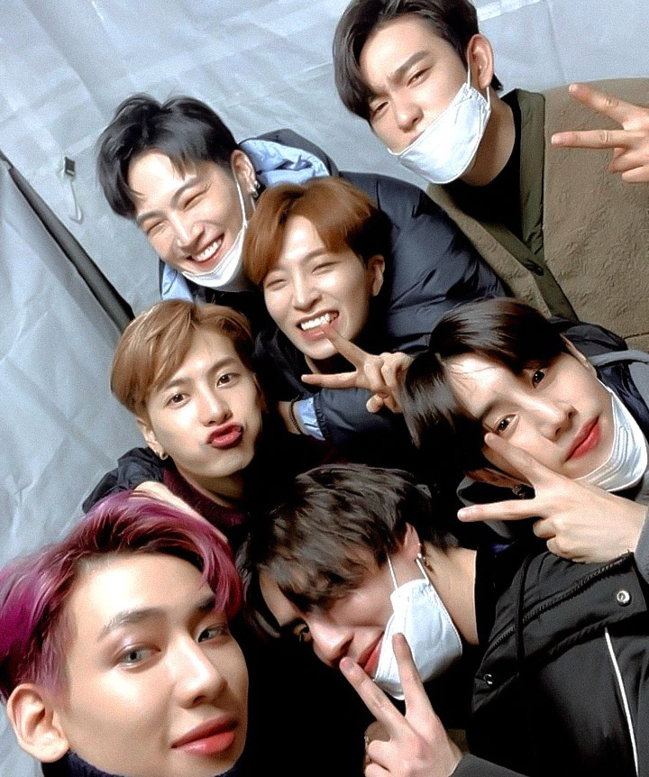 Thank you for every smile. You are everthing to me, you are my eternal refuge. Thank you for your efforts! You have done well all these years and I wish you guys to do a lot of success!! I love you guys 💚💚  #7YearsWithGOT7 #갓세븐_7주년_고마워  #GOT7  @GOT7Official