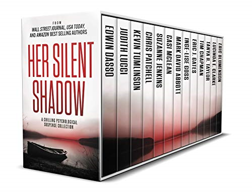 "A gripping psychological suspense collection! •HER SILENT SHADOW• 🦉   #ASMSG #bookrecommendations ""@LucindaEClarke ✎via Pizzazz Book Promotions"