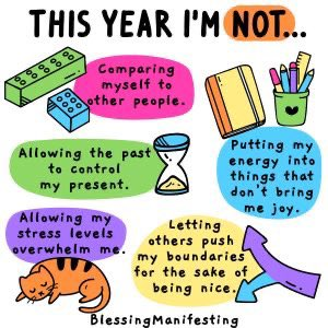 What unhealthy habits will you stop this year? ✨ #FridayMotivation #FridayThoughts #Mentalhealth #HappinessMantra