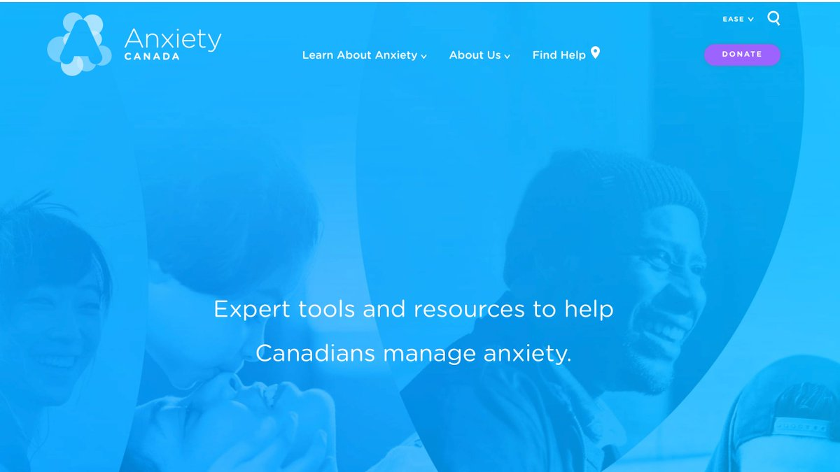 D-Squared Consulting raised a total of $2020 for @Anxiety_Canada through our inaugural December #GivingTuesday campaign. We matched our friends and donors donations of $750 donations and rounded up our donation to $1270. Check out the free tools they have like the Mindshift app.