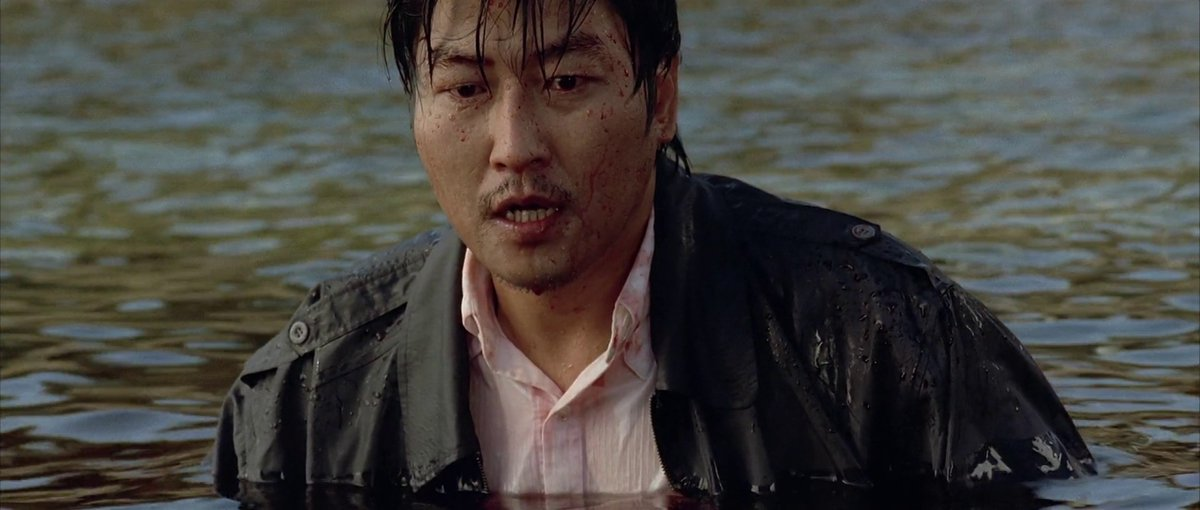 SONG KANG-HO WEEK SYMPATHY FOR MR. VENGEANCE (2002). Director: Park Chan-wook. The first instalment of the Vengeance Trilogy sees anti-heroes and villains chasing desperate paydays or blood-drenched revenge. FULL REVIEW: ow.ly/UpKf50D9w7x