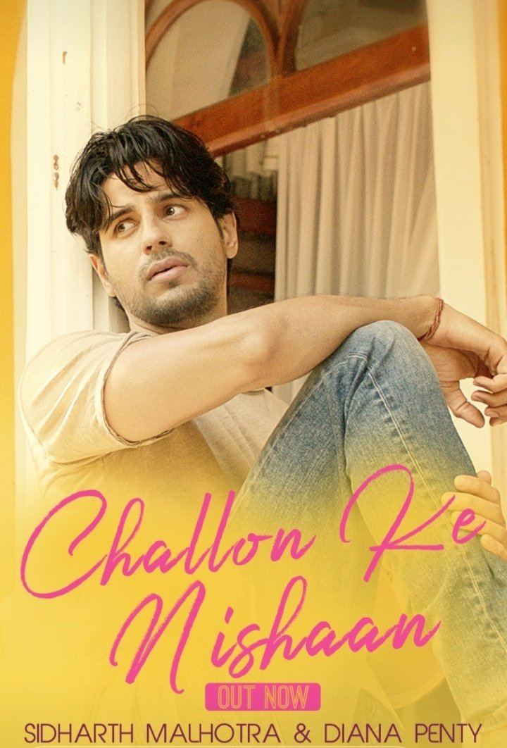 #HappyBirthdaySidharthMalhotra  Please check @SidMalhotra 's latest song #challonkenishaan @DianaPenty