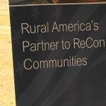 Image for the Tweet beginning: Rural Georgia counties getting help