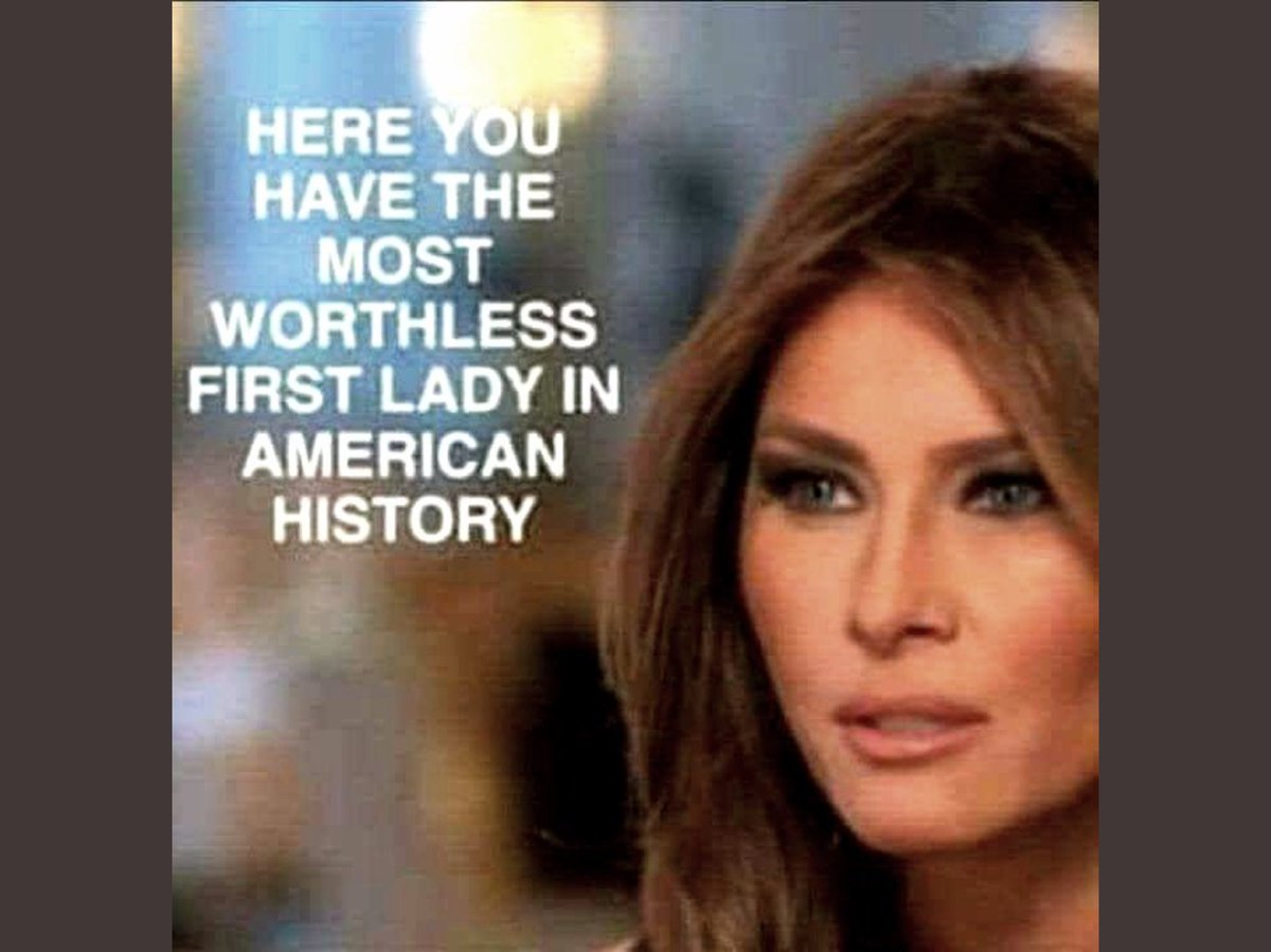 @FLOTUS @WhiteHouse Things at which you #BeBest!  #BeBest at demolishing historical WH lands & replacing w parking lot  #BeBest at ignoring kids in cages  #BeBest at mastering 1 look for EVERY mood  #BeBest at sullying role of #FirstLady   #BeBest at plagiarizing   #BeBest #FirstEscort in history
