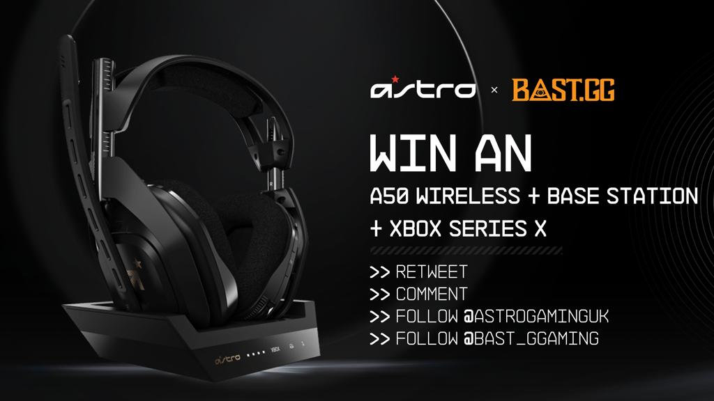 🚨 GIVEAWAY ANNOUCEMENT 🚨  For YOUR chance to WIN some gaming goodies, all you have to do is: RETWEET, COMMENT and FOLLOW @ASTROGamingUK & @bast_ggaming   GOOD LUCK #xbox #giveaway   🐯🎮💥 l