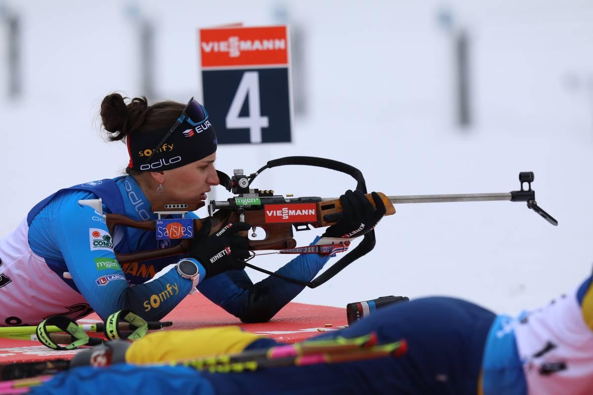 🔴 #Biathlon Découvrez la liste de départ du relais féminin prévu ce samedi à partir de 14h45 à Oberhof. 🔽 https://t.co/ItNNPA9T4F 📸 Nordic Focus Photo Agency https://t.co/iZNYtnQhij