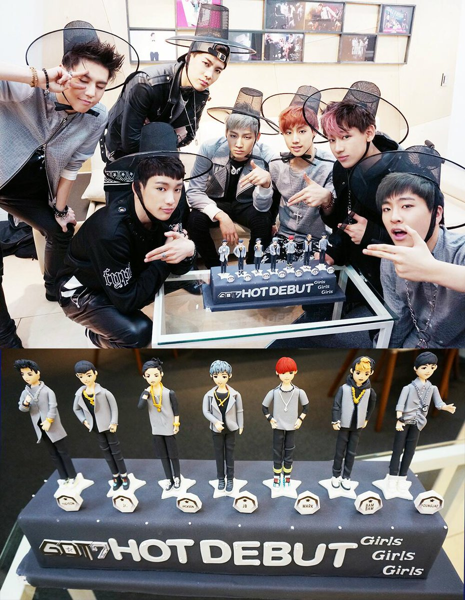 •💚7 years with 7 angels💚•  #7YearsWithGOT7 #갓세븐포에버_아가새는어디안가  #GOT7 #갓세븐 @GOT7Official