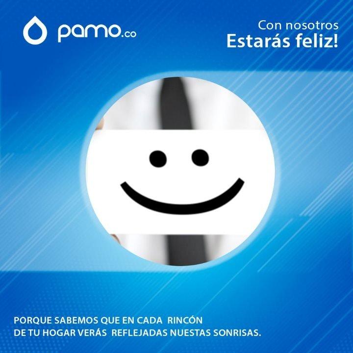 Porque sabemos que en cada rincón de tu hogar verás reflejadas nuestras sonrisas.  #pamocolombia #pamo #equipopamo #calidadhumana #granfamilia #equipoprofesional #trabajoprofesional #grandeequipo #reconocimientos #empleadosfelices #equipodecalidad #empresascolombianas