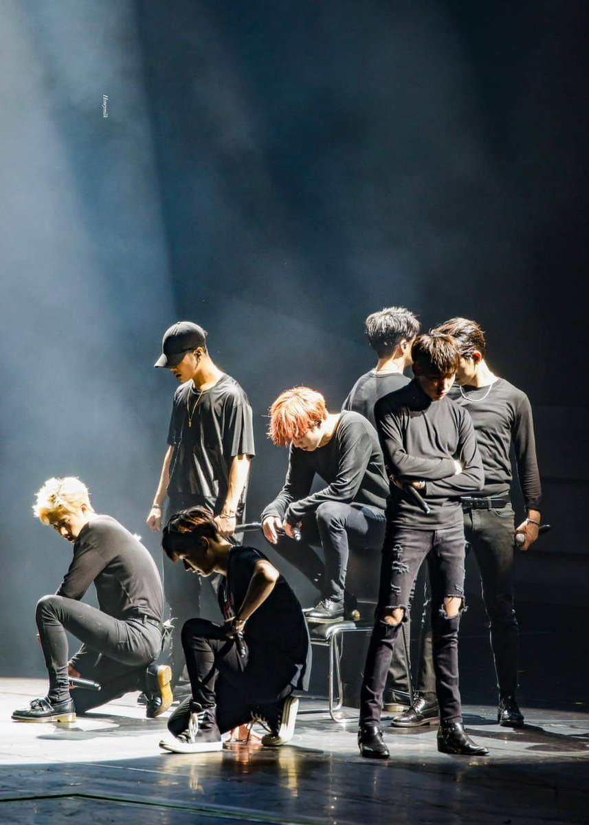 7 Only and forever 💚 #7YearsWithGOT7