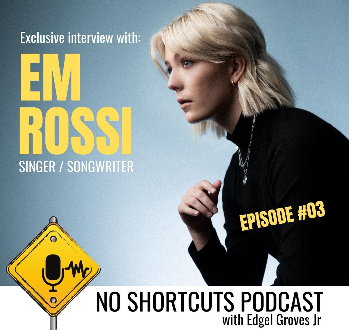 test Twitter Media - I had such a great, candid conversation with Edgel Groves on his No Shortcuts Podcast! We spoke about the realities of what it's like for artists pursuing music, new songs, my personal experience with mental health, and much more!  Please give it a listen! https://t.co/Pf911nbXw5 https://t.co/HkPPrpXEzP