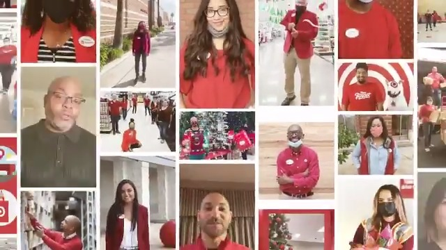 As we enter this new year, we reflect on what has remained constant. Thank you, Target team. You navigated 2020 with incredible grace, fortitude and perseverance—showing up for our guests, communities and each other again and again. ❤️