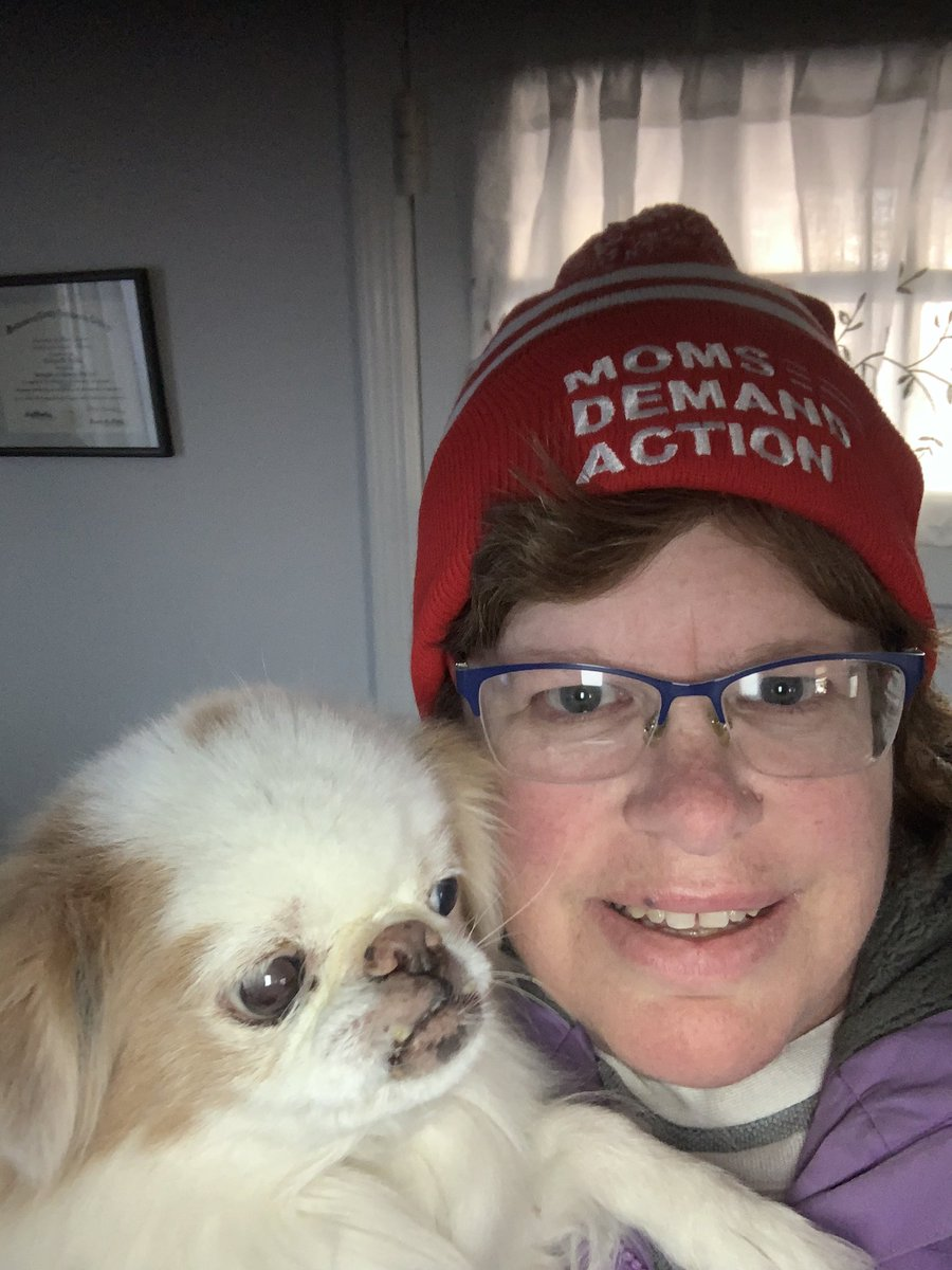 Happy #NationalHatDay @MomsDemand
