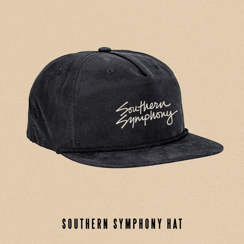 #NationalHatDay AND that #SouthernSymphony drip?!? Check out this hat and all of my new merch now 🔥🔥