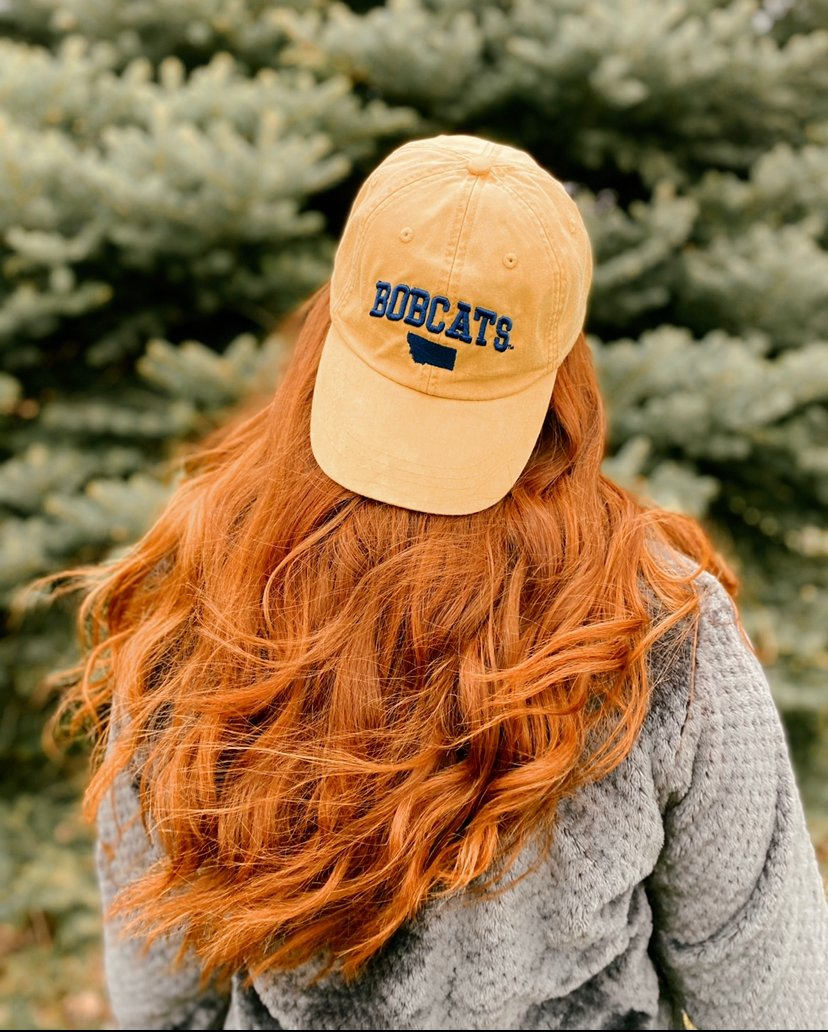 It's #nationalhatday & we've got you covered *pun intended* 😉 #MontanaState #GoBobcats #ShopBarefoot