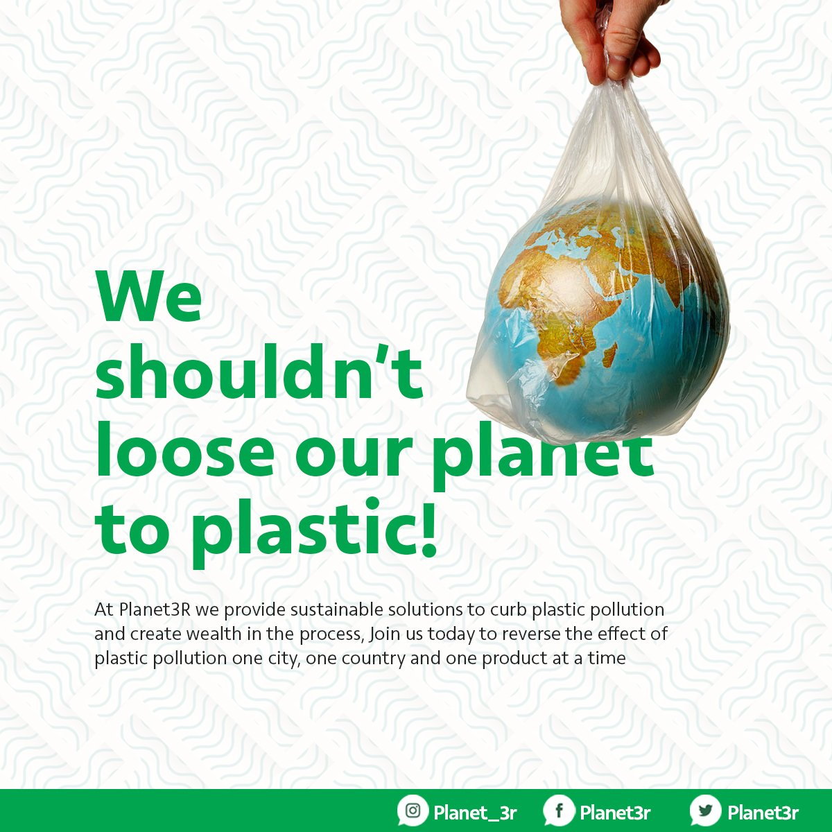 Is your organization interested in finding a project in sustainability space as a CSR?  Are you looking for a partner on a project to end plastic pollution?  Do you want to partner with us to train communities & schools in upclying & recycling? If yes, kindly send us an email! RT