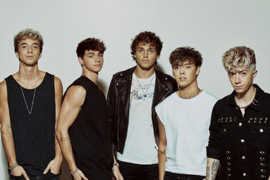 """RT if you'll be listening to @whydontwemusic's new album """"The Good Times and The Bad Ones"""" on repeat all weekend long 🎶  Listen now on Amazon Music, and let us know your fave track 🎧:"""