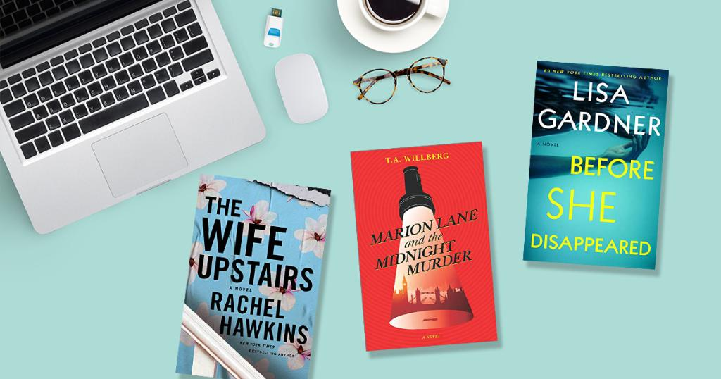 Check out the editors' picks for best mysteries and thrillers of January:  What's the best thriller you've read recently?