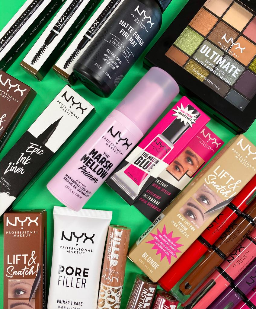 #GIVEAWAY ALERT! 🚨 We're treating 1 lucky beauty to some of our #veganformula faves! 🌱✨ Here's how to enter: 💚 FOLLOW @nyxcosmetics 💚 LIKE + REPOST this post 💚 TAG a friend + #Sweepstakes US Only. See below for Official Rules.