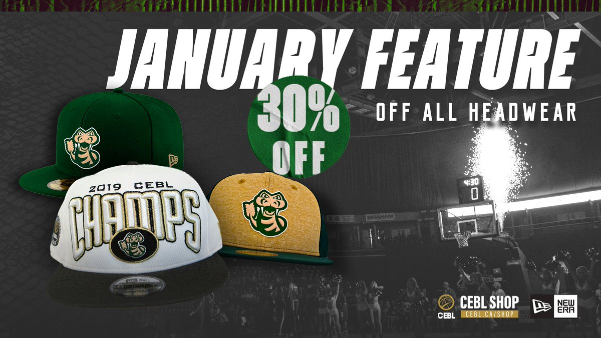 It's #NationalHatDay! Get yourself fitted up in the finest caps in the prairies and save 30%!   Shop Now:   #FearTheFang x #OurGame