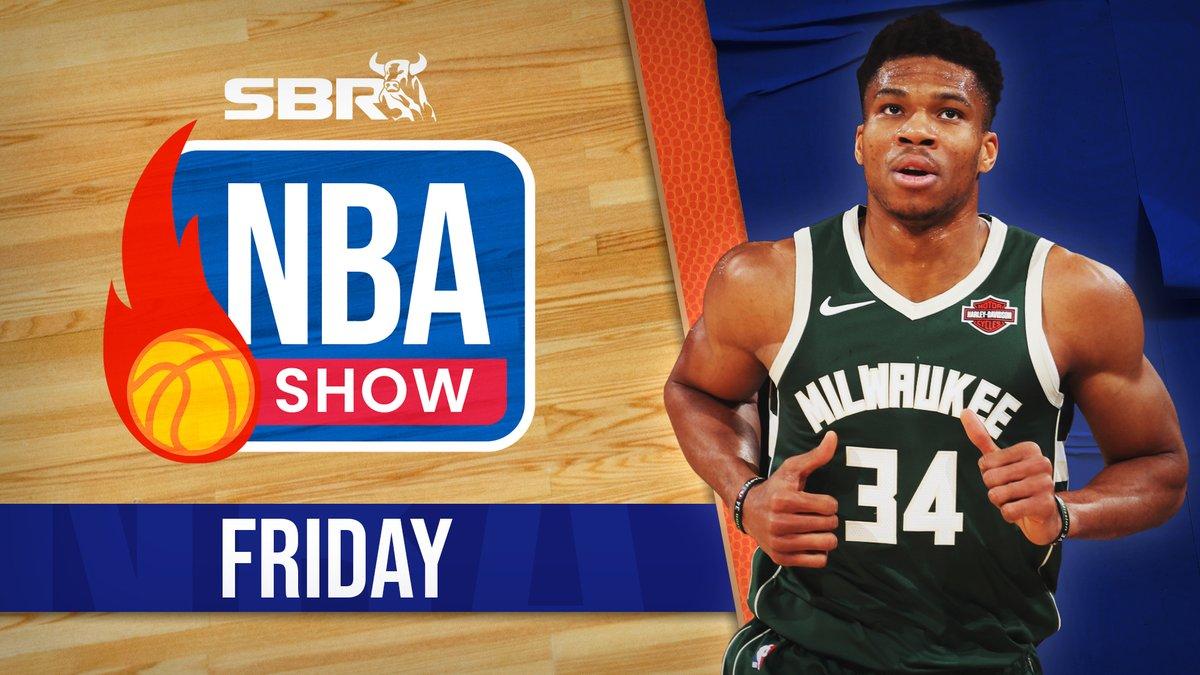 LIVE in 5🚨   🏀 #NBA Show 😎@JayMoneyIsMoney 🤩@jrbrowne21 🤑@BlackJackBurner  ℹ️ Today: Magic vs Celtics Knicks vs Cavs Mavs vs Bucks Grizzlies vs Timberwolves Bulls vs Thunder Hawks vs Jazz Pelicans vs Lakers Clippers vs Kings #NBATwitter  Join Us⤵️  📺 https://t.co/RmrMSFpwrp https://t.co/ui3SVS6Wjj