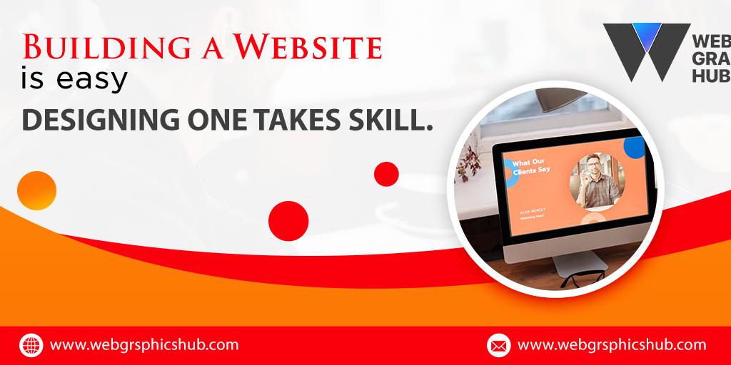 Building a website is easy, designing one takes skill..💻🖱 #webdesign #design #website #graphicdesign #webdevelopment #marketing #webdesigner #digitalmarketing #branding #seo #websitedesign #webdeveloper #web #ui #ux #html #socialmedia #uidesign #socialmediamarketing #css