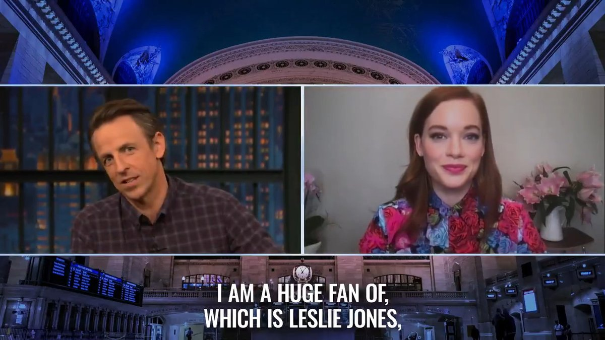 Jane Levy (@jcolburnlevy) loves @Lesdoggg's #ZoeysPlaylist livetweets as much as everyone else.