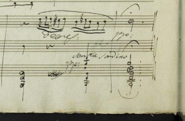 """Replying to @BeethovenAut: """"senza sordino"""" (Op. 24)"""