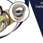 Image for the Tweet beginning: Our range of Master'In tapes