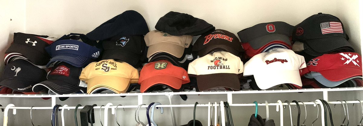 Happy #NationalHatDay From my 150+ collection, to yours