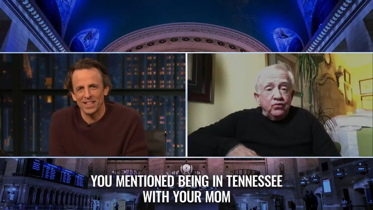 Growing up in the South with twin sisters in the Sixties may have played a huge role in creating the @thelesliejordan we know and love.