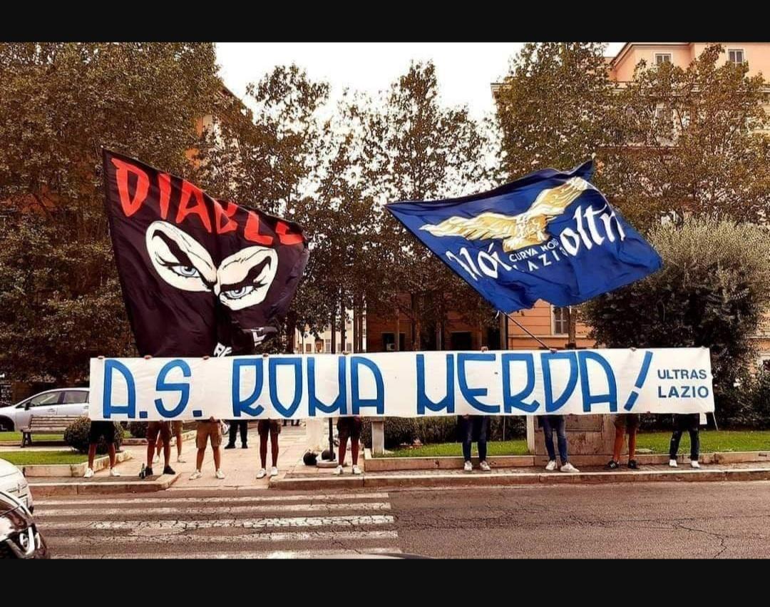 #DerbyDellaCapitale