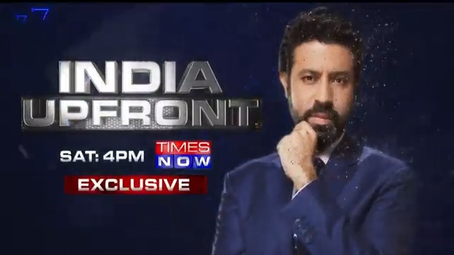 For the 1st time on national TV, minds behind 'Bharatiya' (Covaxin) vaccine, Bharat Biotech's Co-Founder @SuchitraElla & CMD Dr Krishna Ella join Rahul Shivshankar and speak about safety, efficacy & side effects of Covaxin.   Don't miss INDIA UPFRONT at 4 PM.