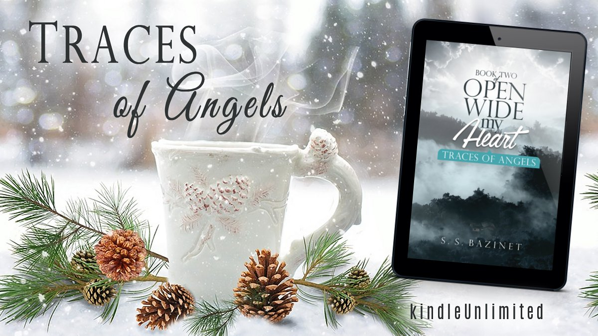"✨TRACES OF ANGELS✨    ""Illuminating.""  ""A beautifully woven plot for these complex relationships to both resolve and evolve.""  #LoveStory #KindleUnlimited #Romance #Healing"