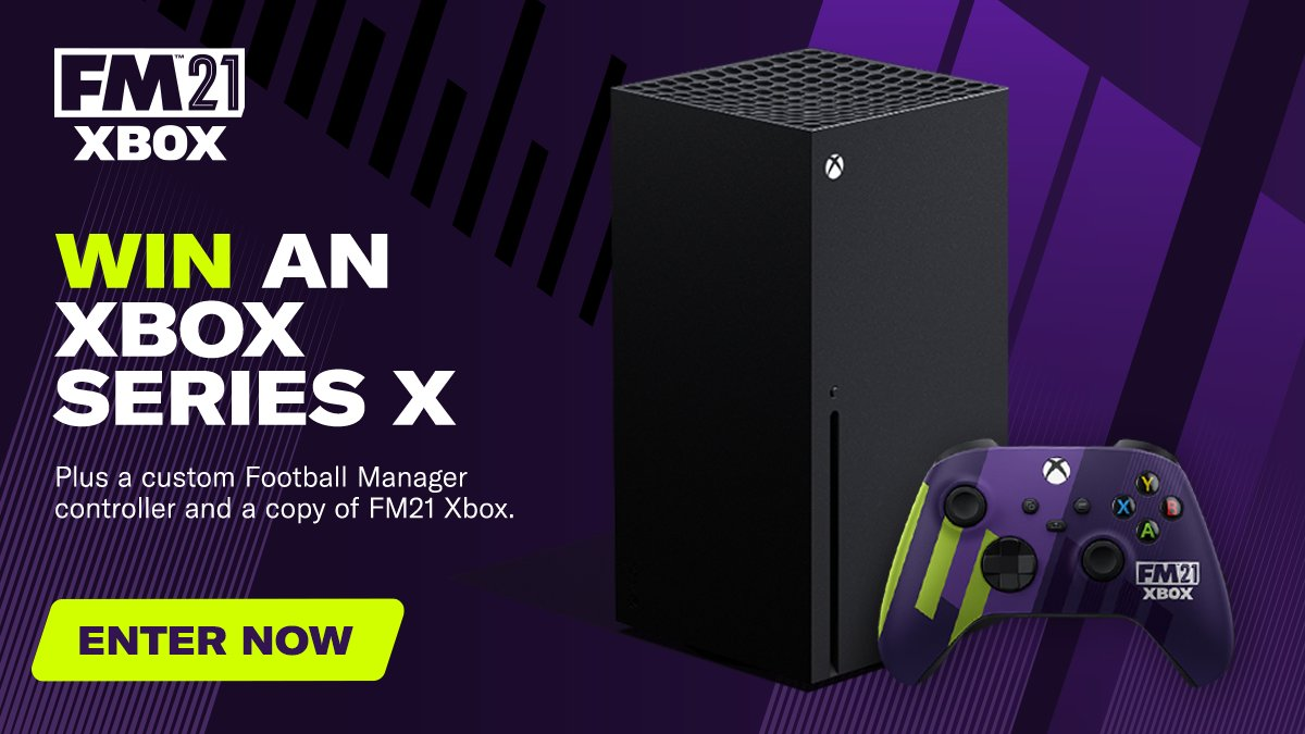 Win a next-gen Xbox 🎮  Enter this exclusive FMFC member giveaway for a chance to win an Xbox Series X.   Sign for FMFC 👉  Full details 📒