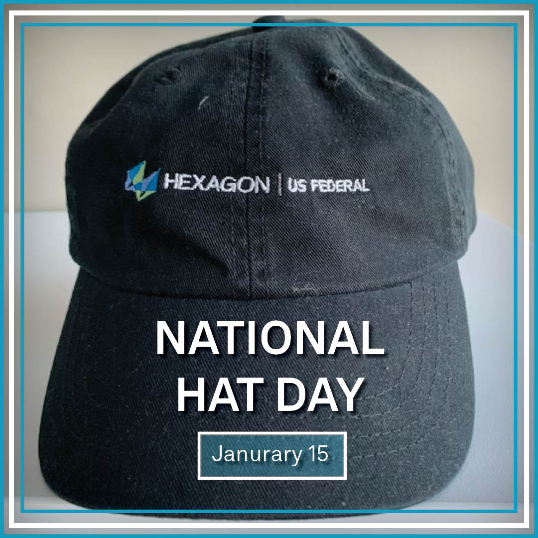 Time to break out your favorite headwear because it's National Hat Day! While you can never go wrong with the laidback beanie or the fancy beret, we're donning our very own #HexFed cap in honor of this day!   #HexFedStyle #NationalHatDay