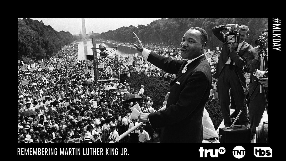 Join us today as we celebrate the life of Martin Luther King Jr and his legacy as a civil rights leader.