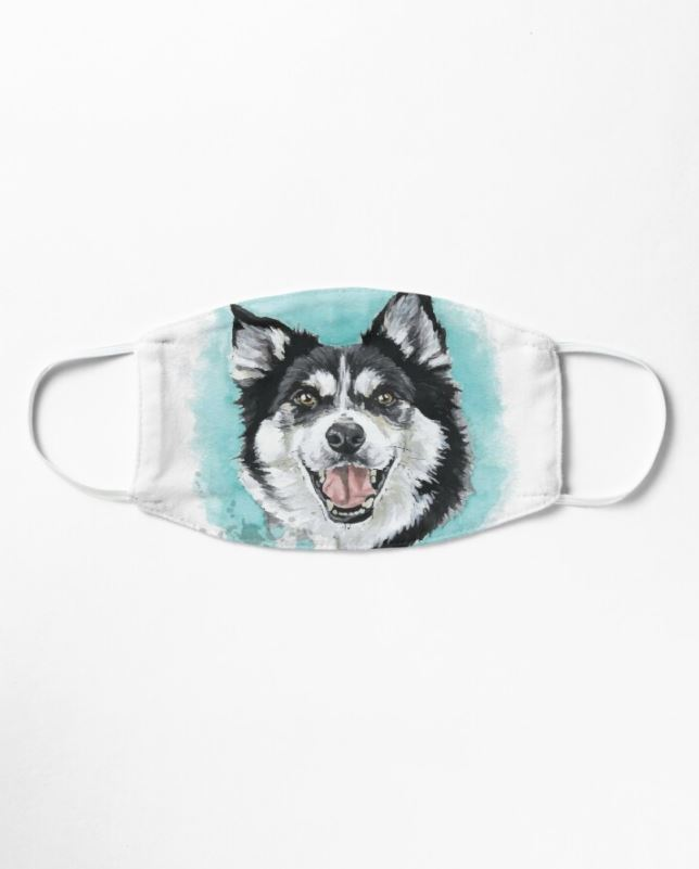You have a husky pet and you want a husky design for some products like t-shirt face mask ... Visit our products:  Our store:  #BolsonaroAte2026 #FreeCodeFridayContest #TwitchRecap #LazioRoma @Benfica @MyPillow @Porto