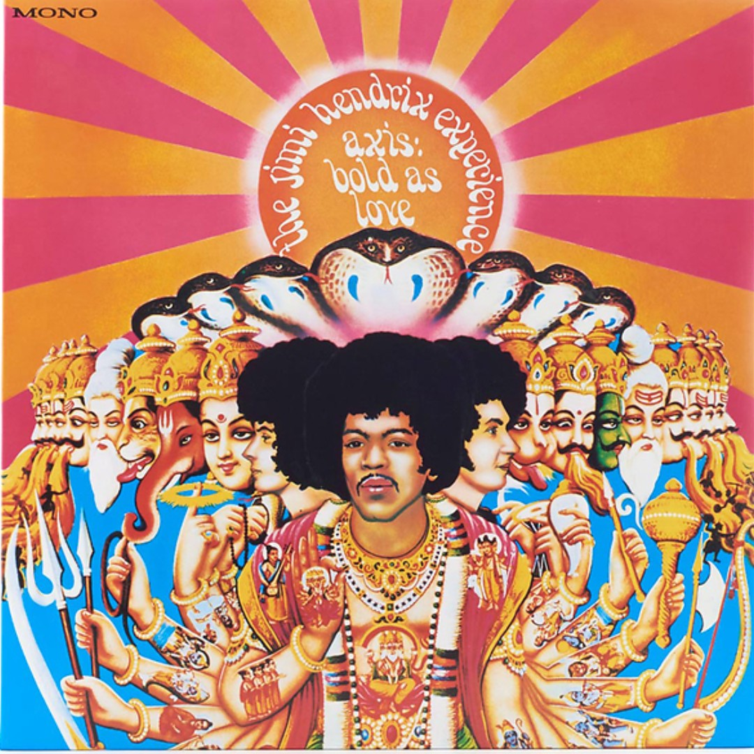 "On this day in 1968, Jimi Hendrix released his classic album ""Axis Bold As Love"" in the US.    We wish it was spelled AXS. https://t.co/q42P5a5ns2"