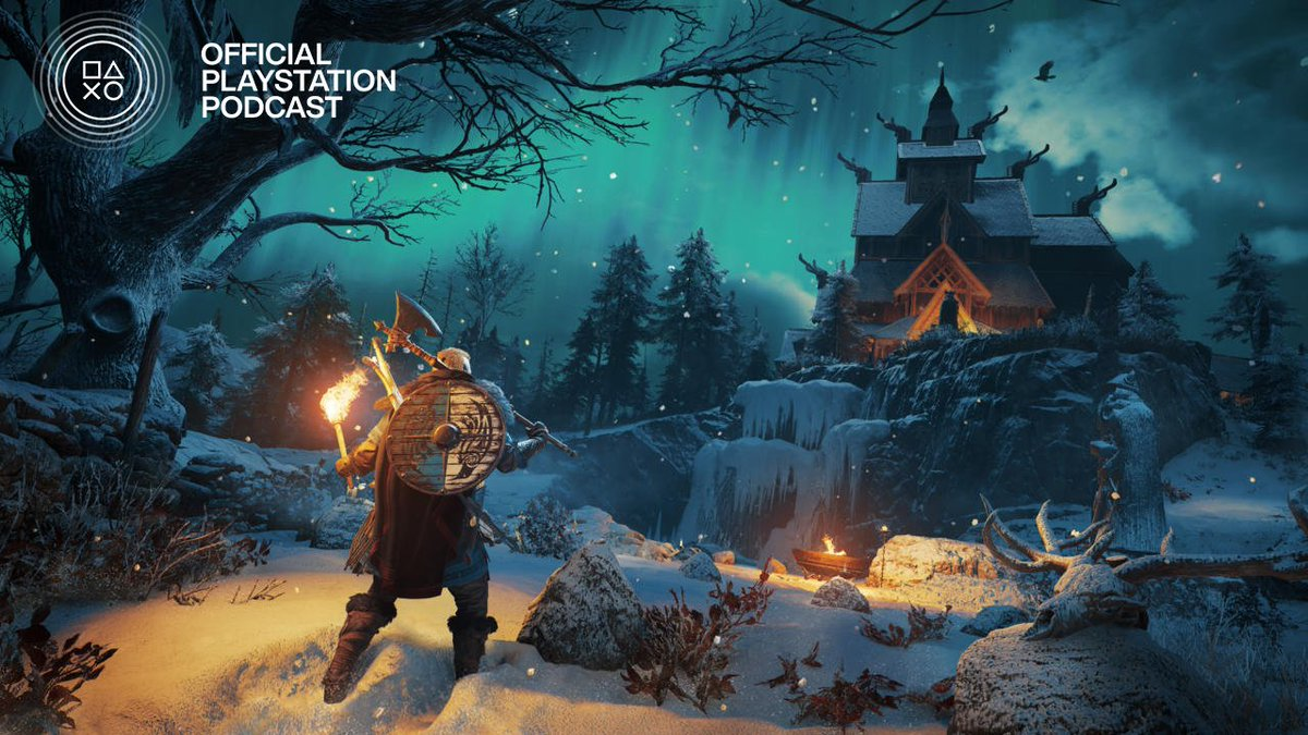The PlayStation Podcast is back with a brand new episode. We share our holiday gaming highlights and leap into an Assassin's Creed Valhalla spoiler chat: