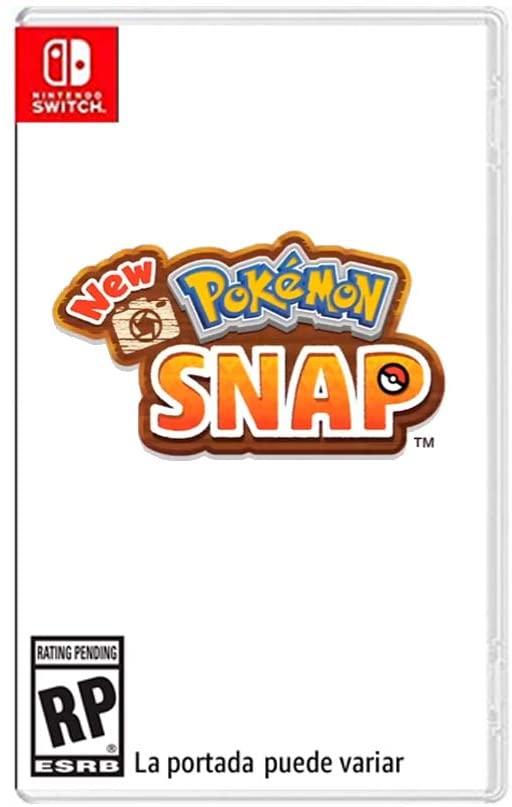 #Tomatiofertas 🍅  Ya disponible la preventa de #PokemonSnap para #NintendoSwitch. 😍🎮 Te llega el 30 de abril. 📅  Disponible por $1,499.00 MXN. 📦 Envío GRATIS. Les dejamos el link➡️