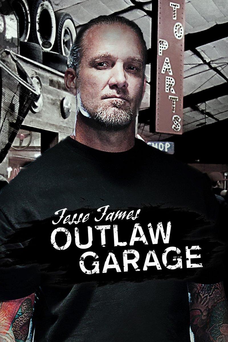 Jesse James: Outlaw Garage 🧰