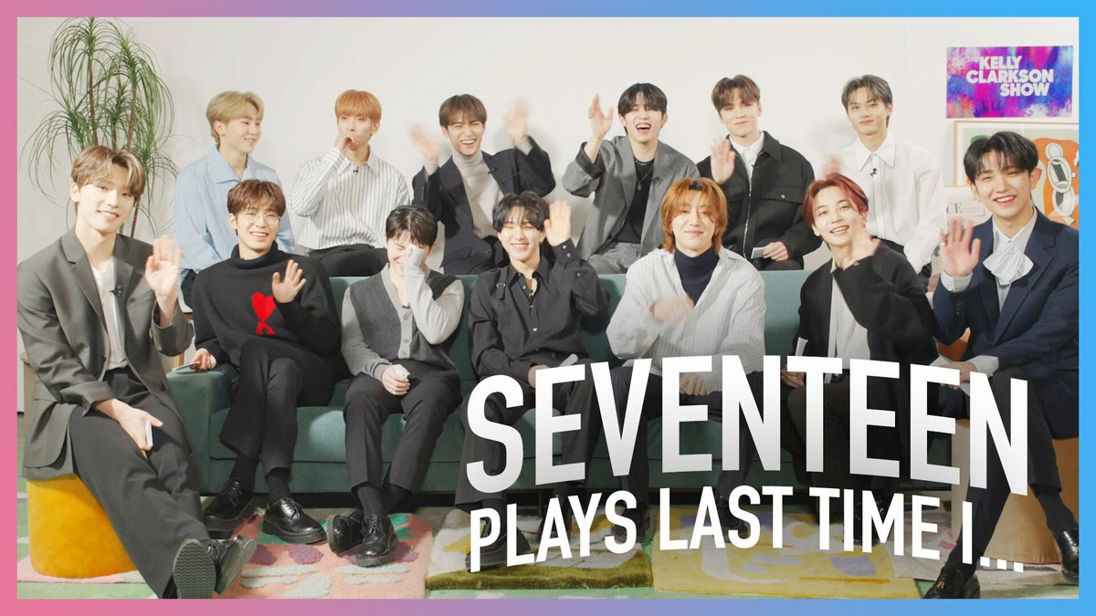 ✨TOMORROW✨ SEVENTEEN tells ALL! #Carats set your alarms for this uncut digital exclusive with @pledis_17 👀   #SEVENTEENxKELLY