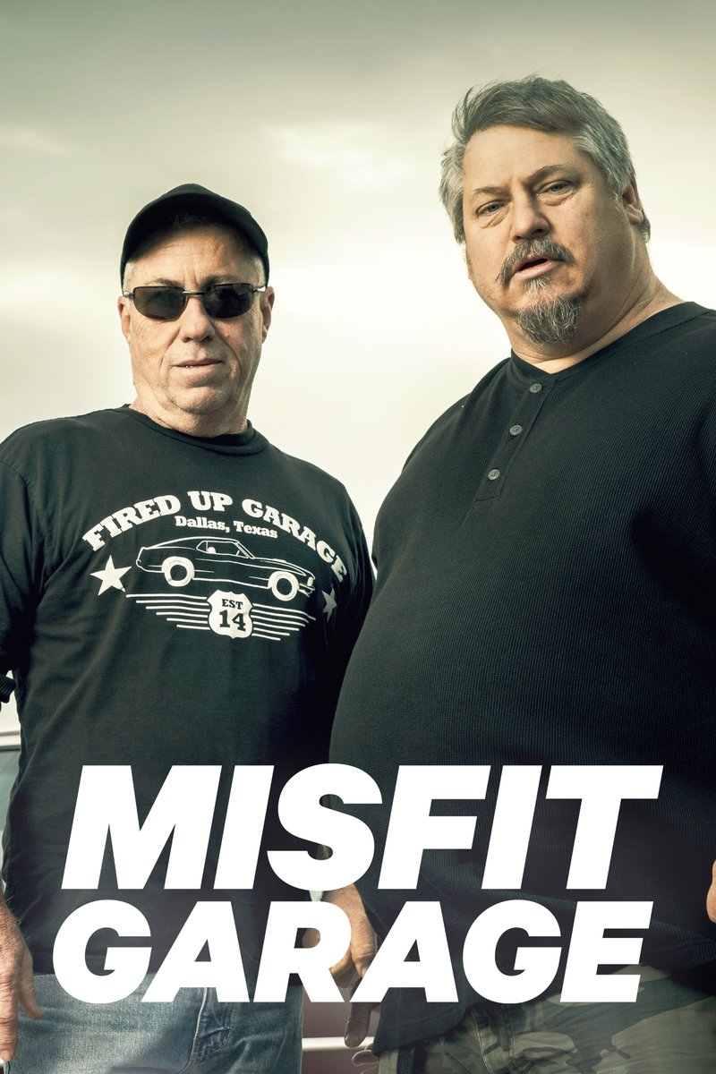 Misfit Garage ⚙️