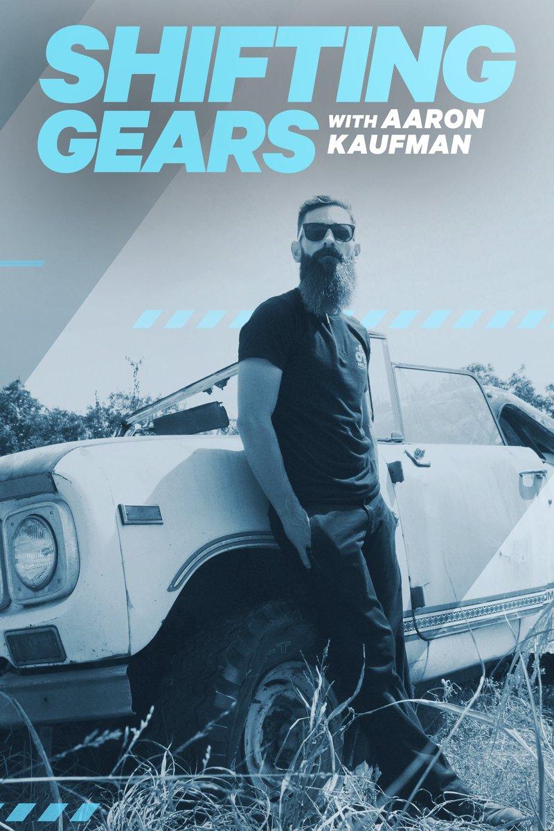 Shifting Gears With Aaron Kaufman 🏁