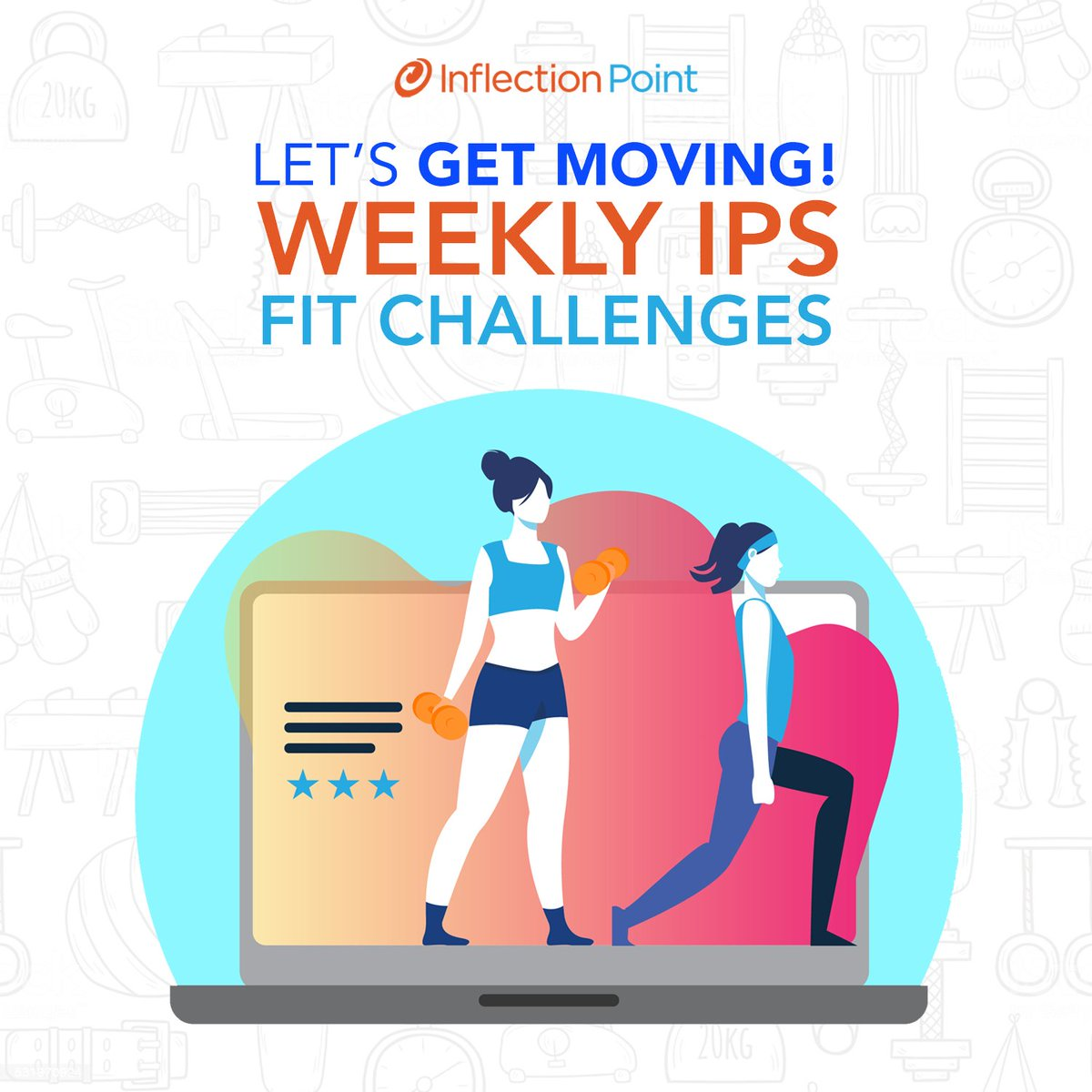 We close another week of our Weekly IPS Fit Challenges! 💪🏻 We've seen amazing results by keeping active! Keep the good work, team! 🏋🏻‍♂️ #WeAreIPS https://t.co/YFYsy16rH0