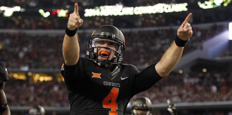Replying to @OKState247: Sources: Former #OKState quarterback J.W. Walsh joins Cowboys' staff